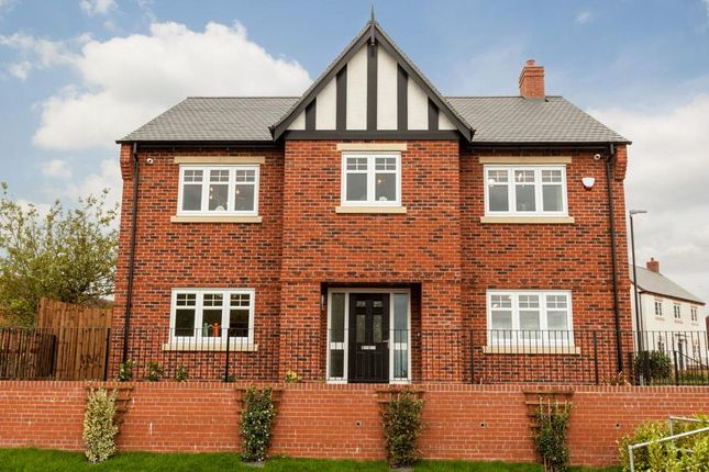 """Thumbnail Detached house for sale in """"Charlesworth"""" at Warwick Road, Kibworth, Leicester"""