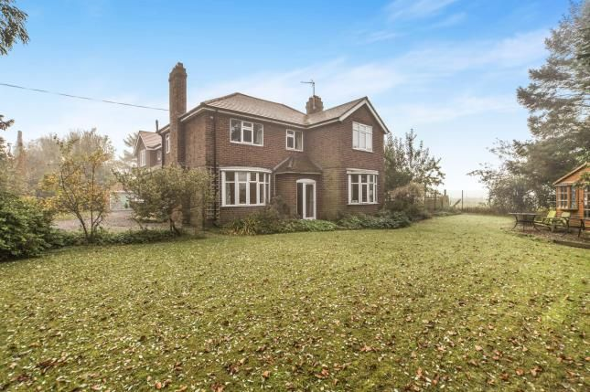 Thumbnail Detached house for sale in Baldersby-St-James, Thirsk, North Yorkshire