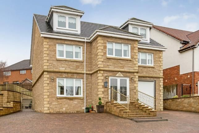 Thumbnail Detached house for sale in Snead View, Dalziel Park, Motherwell, North Lanarkshire