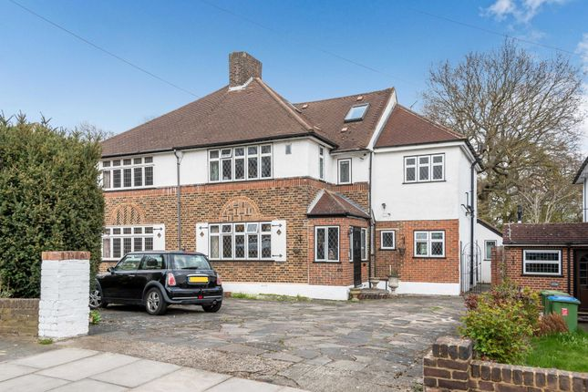 5 bed semi-detached house for sale in Crown Woods Way, London SE9