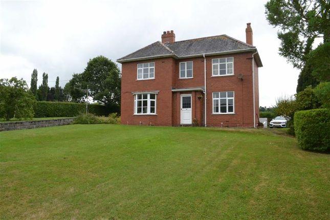 Thumbnail Detached house for sale in Gamblas, Llandinam, Powys