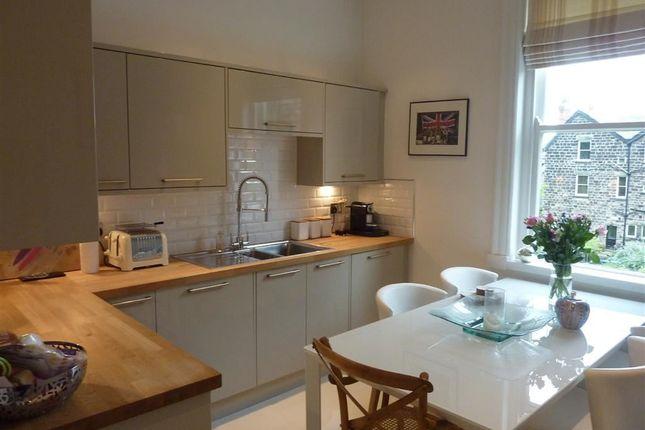 Thumbnail Flat to rent in West End Avenue, Harrogate