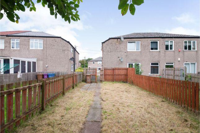 Rear Garden of Croftend Avenue, Croftfoot, Glasgow G44