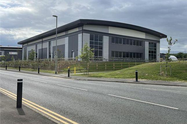 Thumbnail Industrial to let in Unit 11c Castlewood Court, Castlewood Business Park, Sutton In Ashfield