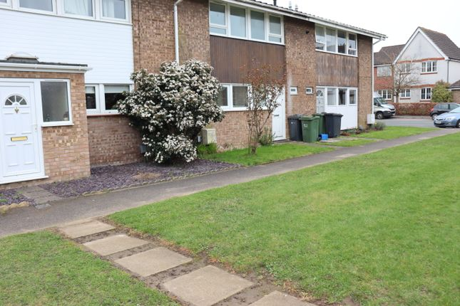 Thumbnail Terraced house to rent in Spring Court, Guildford