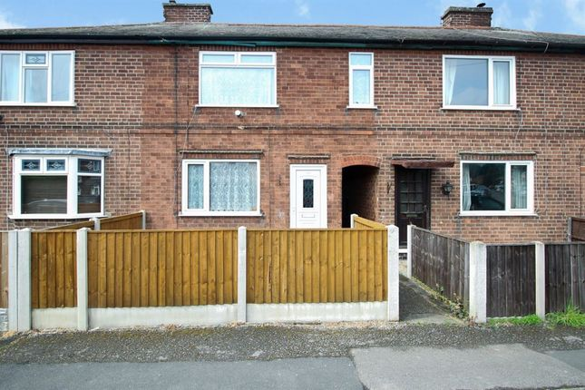 Thumbnail Terraced house to rent in Manor Avenue, Stapleford, Nottingham