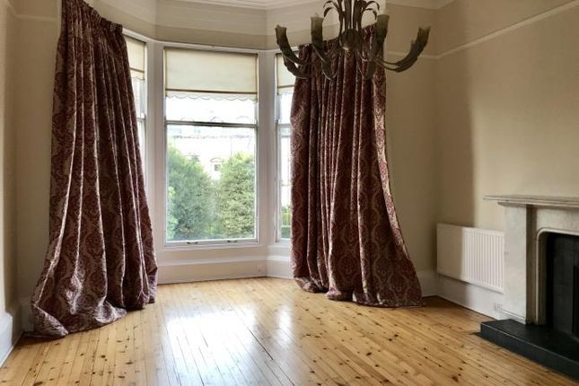 Thumbnail Flat to rent in Glencairn Crescent, Edinburgh