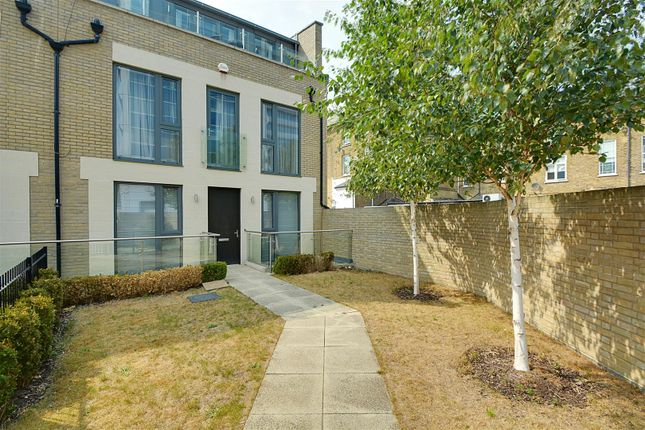 External of Gunnersbury Mews, Chiswick, London W4