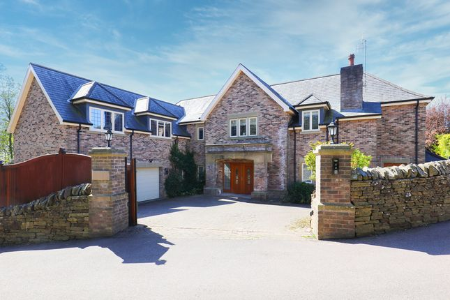 Thumbnail Detached house for sale in Whirlow Croft, Sheffield