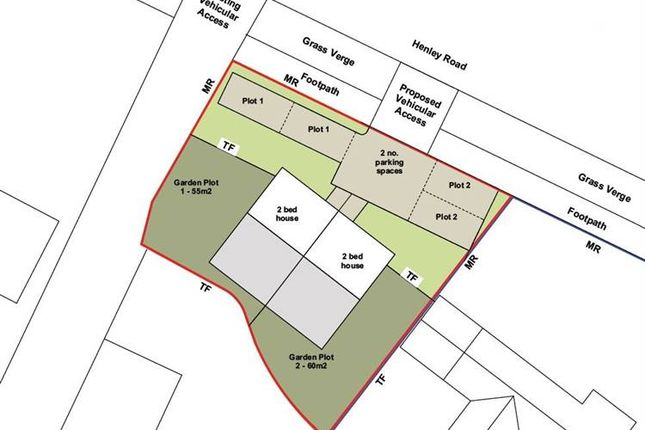 Thumbnail Land for sale in Land Adj 202 Henley Road, Coventry, West Midlands