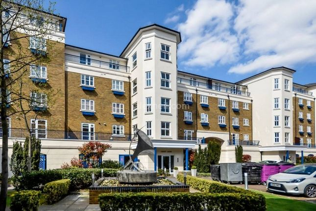 Thumbnail Flat for sale in Victory Place, London