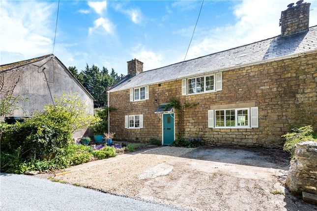 Thumbnail Semi-detached house for sale in Common Water Lane, Broadwindsor, Beaminster