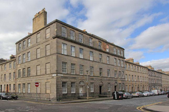 Thumbnail Flat for sale in Clarence Street, Edinburgh