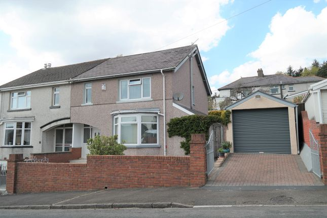 Thumbnail Semi-detached house for sale in Meyrick Villas, Merthyr Tydfil