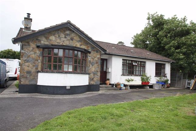 Thumbnail Detached bungalow for sale in Seaforde Road, Seaforde, Down