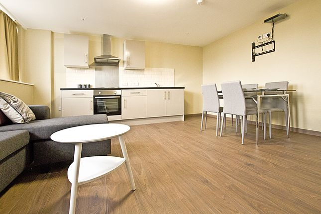 Thumbnail Flat to rent in Trinity Road, Bootle