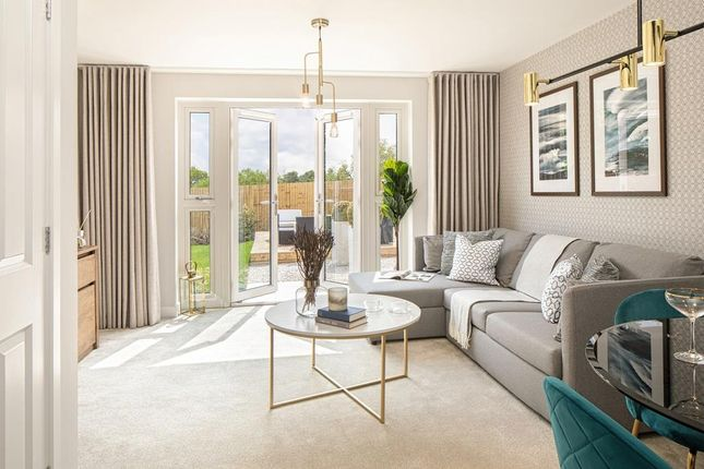 """Thumbnail End terrace house for sale in """"Norbury"""" at Hanworth Lane, Chertsey"""