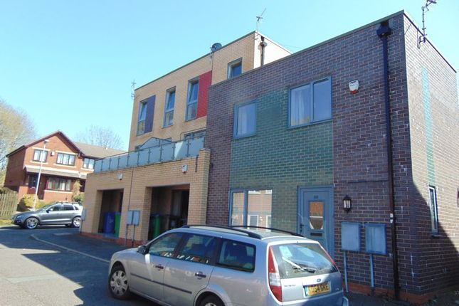 Thumbnail Town house for sale in Grove Street, Heywood