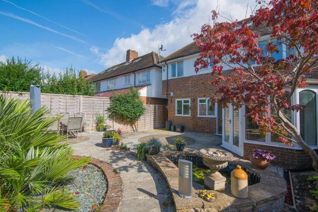 Thumbnail Semi-detached house to rent in Grove Gardens, Teddington