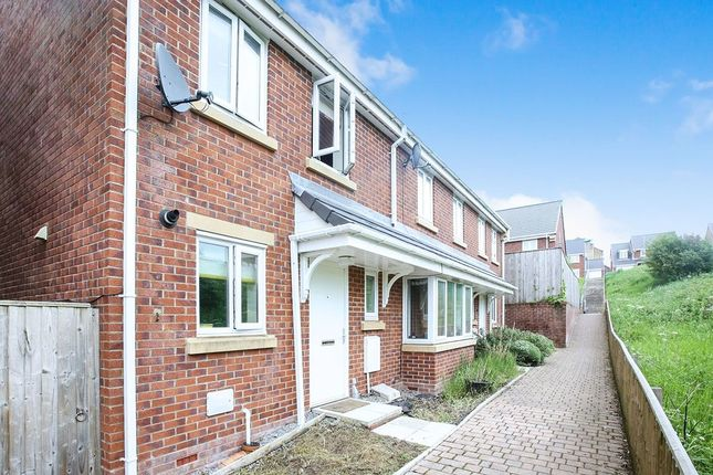 Thumbnail Terraced house for sale in Sutton Walk, Hyde
