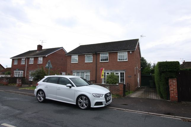 Thumbnail Semi-detached house to rent in High Street, West Cowick, Goole