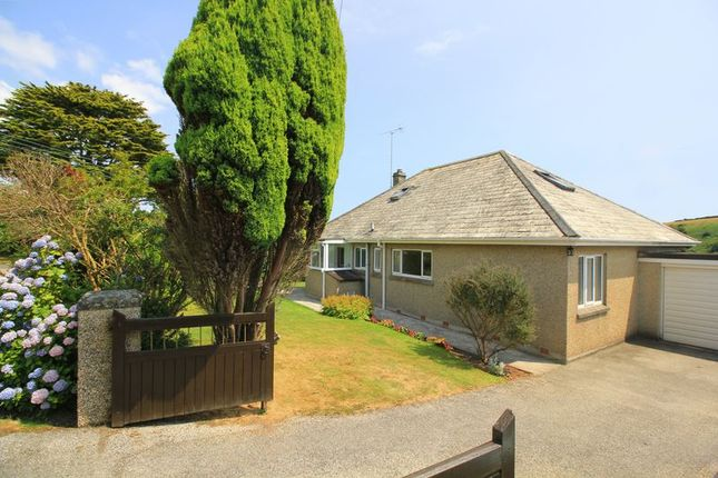Thumbnail Detached bungalow for sale in Wansford Meadow, Gorran Haven, St. Austell