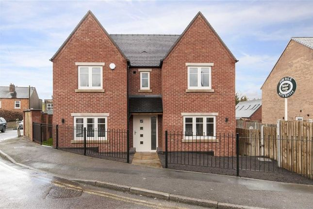 Thumbnail Detached house for sale in Strettea Lane, Shirland, Alfreton
