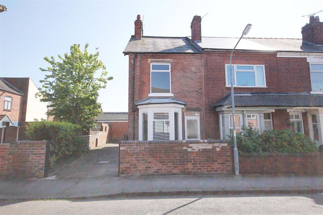 Thumbnail Terraced house for sale in Kent Street, Hasland, Chesterfield