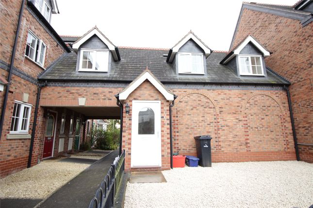 Thumbnail Flat to rent in Hafan Deg, Salop Road, Welshpool, Powys