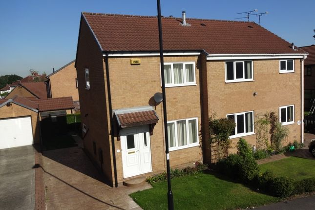 Crestwood Court, Sheffield S5