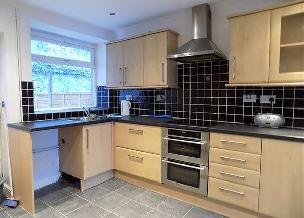 Thumbnail Terraced house for sale in Commerical Road, Llanhilleth
