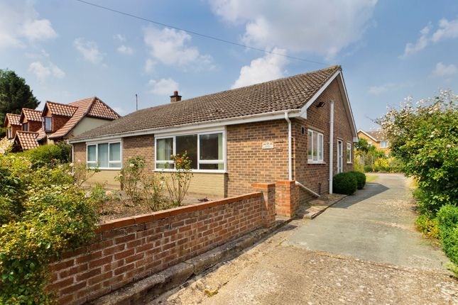 3 bed detached bungalow for sale in High Street, Great Wilbraham, Cambridge CB21