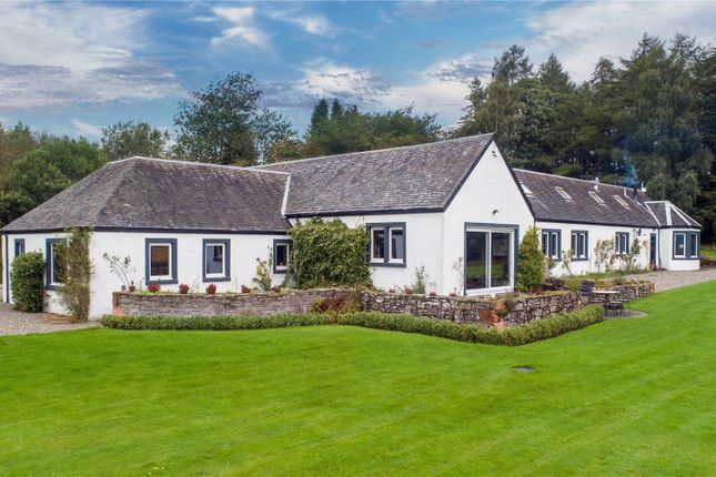 Thumbnail Property for sale in The Shireing, Wester Spittalton, Thornhill, Stirling