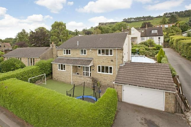 Thumbnail Detached house for sale in 44 Ben Rhydding Road, Ilkley, West Yorkshire