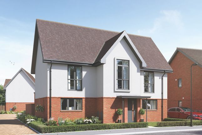 "Thumbnail Property for sale in ""Torino"" at William Morris Way, Tadpole Garden Village, Swindon"