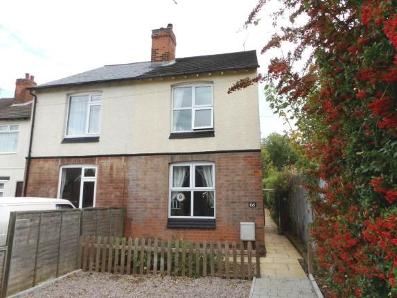 Thumbnail Semi-detached house for sale in Sullington Road, Shepshed, Loughborough, Leicestershire