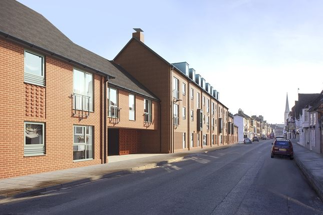 Thumbnail Property for sale in Castle Street, Salisbury