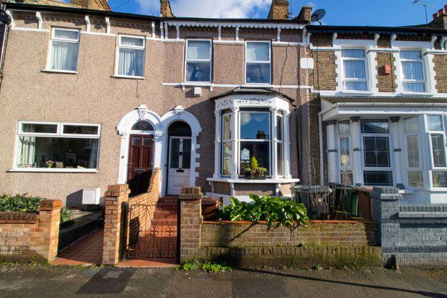 Thumbnail Terraced house for sale in Mornington Road, Leystonstone