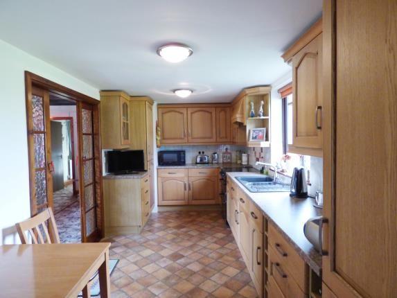 Kitchen of Hernstone Lane, Peak Forest, Buxton, Derbyshire SK17