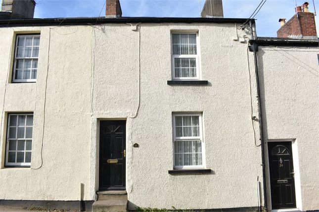 Thumbnail Terraced house for sale in Upper Church Street, Chepstow