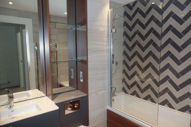 Bathroom of Brayford Wharf North, Lincoln LN1