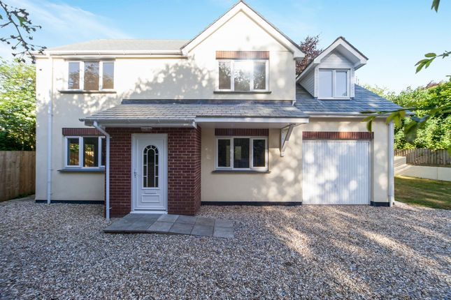 Thumbnail Detached house for sale in Washford, Watchet
