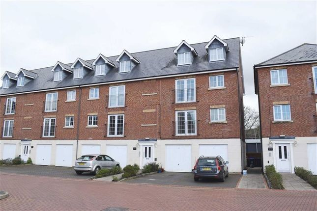 Thumbnail Flat to rent in 44, Afon Way, Lower Canal Road, Newtown, Powys