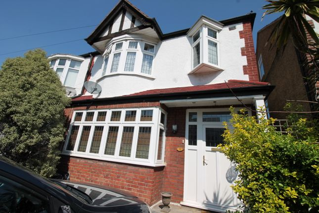 Thumbnail Semi-detached house to rent in Blakesware Gardens, London