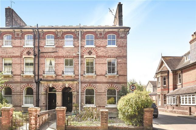 Thumbnail End terrace house for sale in Cornwall Road, Dorchester