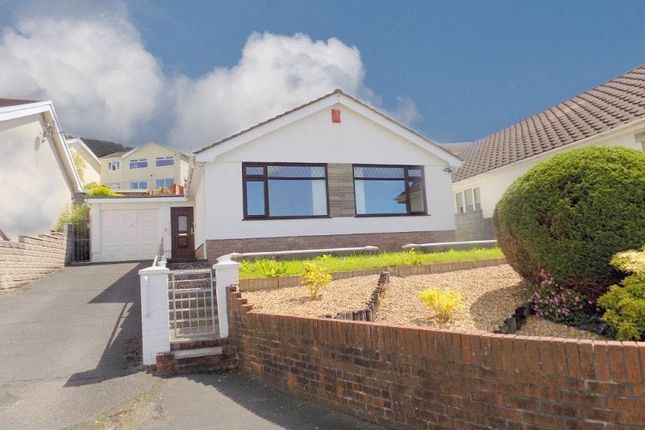 Thumbnail Detached bungalow for sale in Maes Ty Canol, Baglan, Port Talbot, Neath Port Talbot.
