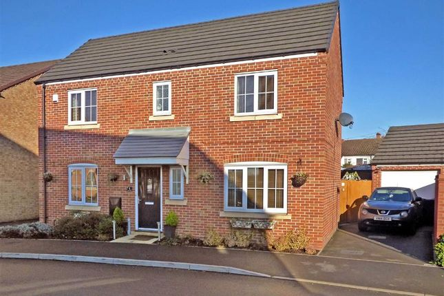 3 bed detached house for sale in Dorney Place, Cannock, Staffordshire
