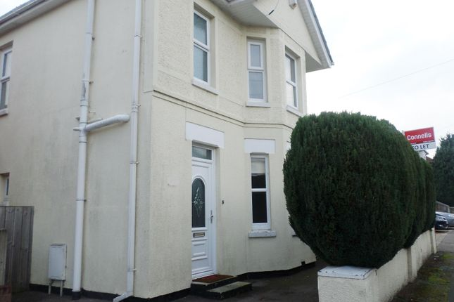 Thumbnail Property to rent in Kingswell Road, Bournemouth