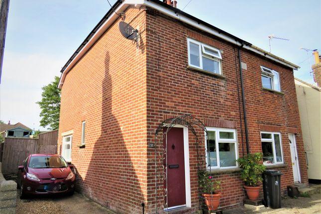 Thumbnail Semi-detached house for sale in Cow Lane, Wareham
