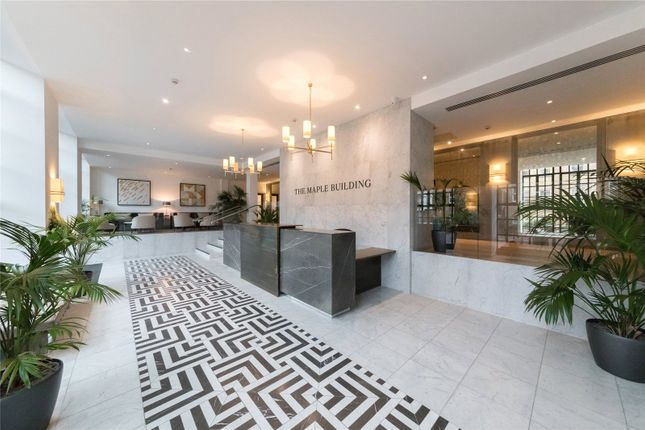 Reception of The Maple Building, Kentish Town, London NW5